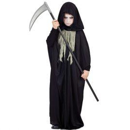 Cape Halloween enfant noire