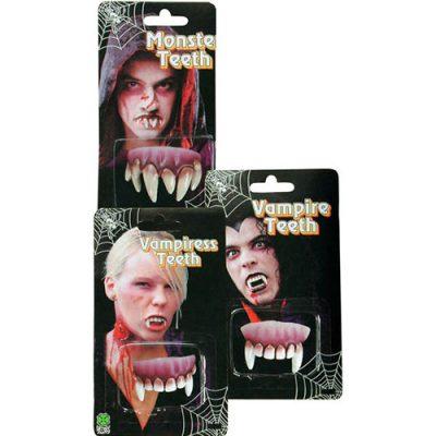 Dentier monstre