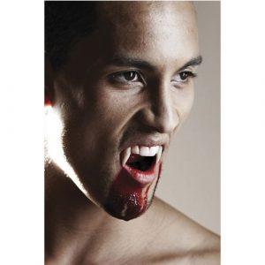 Dents vampire extra longues