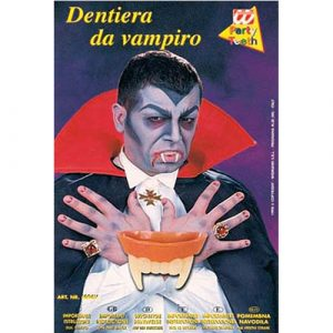 Dents vampire phosphorescentes