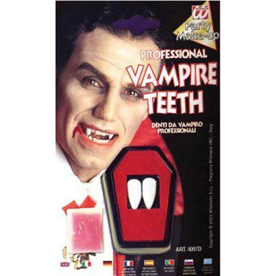 Dents vampire professionnel