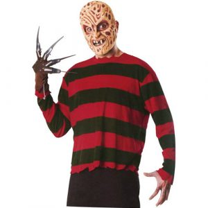 Kit licence Freddy Krueger - Kit déguisement adulte
