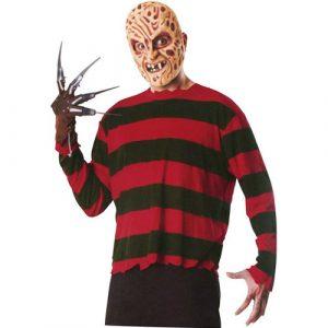 Kit licence Freddy Krueger - Kit déguisement adulte