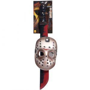 Kit licence Jason - Accessoire déguisement