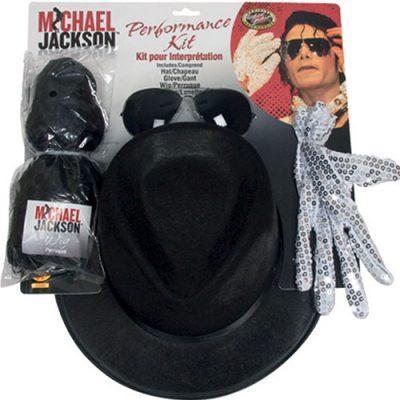 Kit licence Michael Jackson - Accessoire déguisement