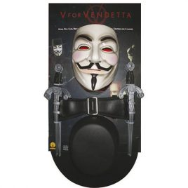 Kit Vendetta - Accessoire déguisement kit déguisement