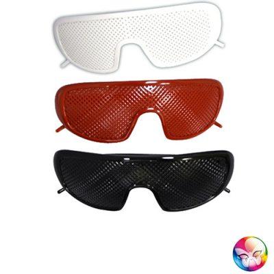 Lunettes grillage, lunettes à grille