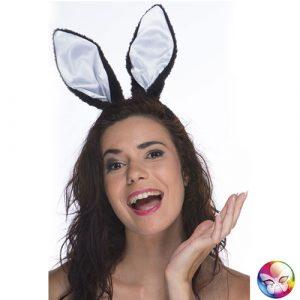 Serre-tête oreilles lapin