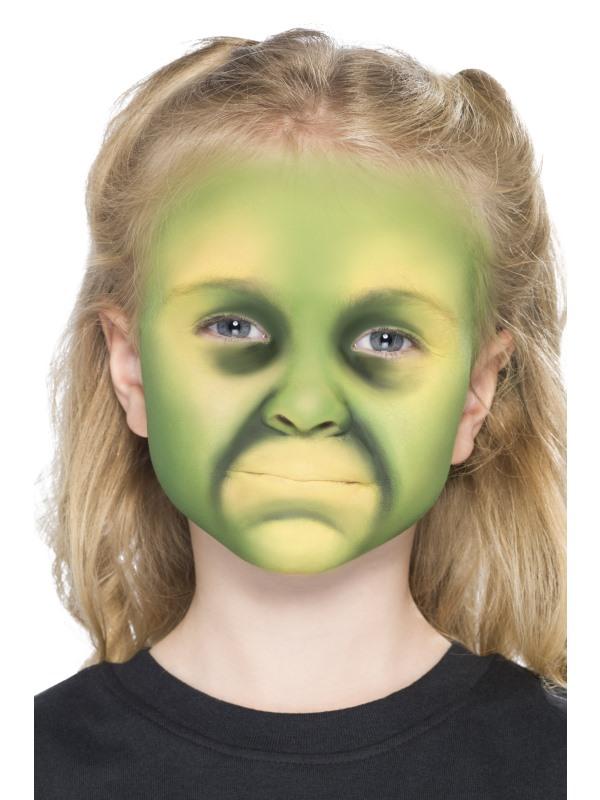 Fiche maquillage la sorci re magasins de d guisements paris location de costumes - Maquillage sorciere fillette ...