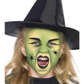 Fiche maquillage : la sorcière