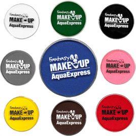 Fard make up Aqua Express 15 gr. Maquillage cosmétique déguisement
