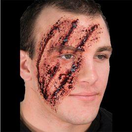 Griffure ensanglantée Maquillage Effets Spéciaux Halloween