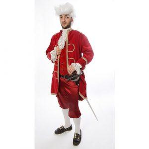 Marquis de l'épée Collection prestige, déguisement Paris qualité supérieure