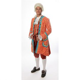 Marquis de Saumon Collection prestige, déguisement Paris qualité supérieure