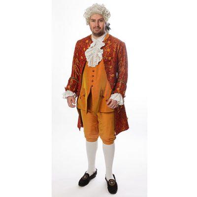 Marquis de Soleil Couchant Collection Prestige, déguisement Paris qualité supérieure