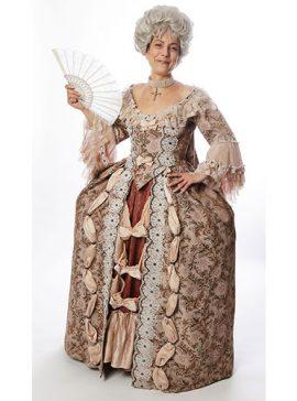 Mademoiselle la Marquise Collection prestige, déguisement Paris qualité supérieure
