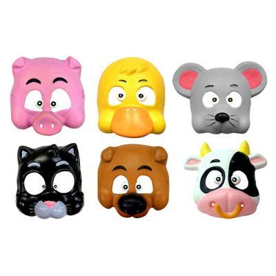 Masques animaux de la ferme pour enfant