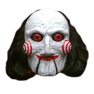 Masque Billy puppet Saw