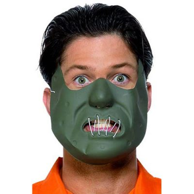 Masque licence Hannibal