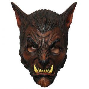 Masque complet loup garou