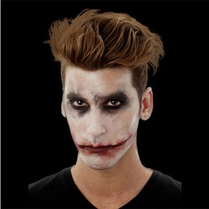 Sourire Joker ensanglanté Maquillage Effets spéciaux