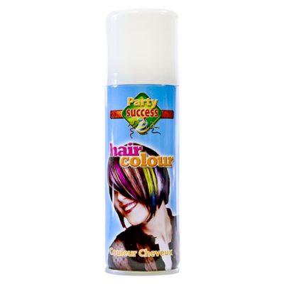 Laque cheveux blanc