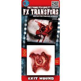 Blessure ouverte Transfert 3D