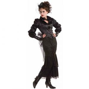 Costume femme lady victorienne steampunk