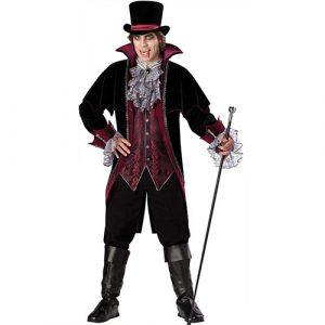 Costume homme vampire de Versailles