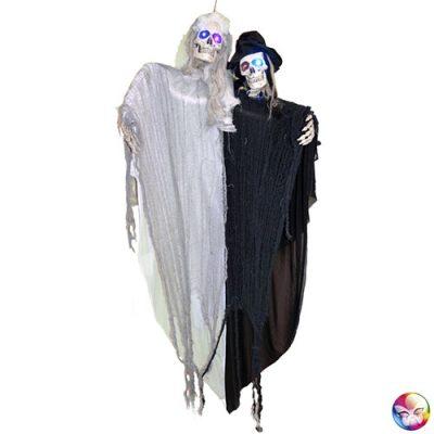 Couple de fiancés Halloween