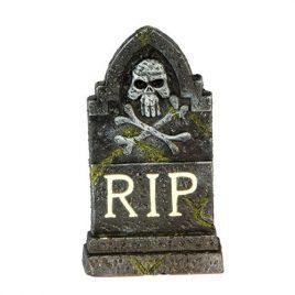Décoration RIP crâne
