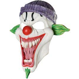 Masque clown sadique