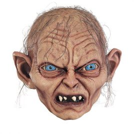 Masque Gollum Seigneurs des Anneaux
