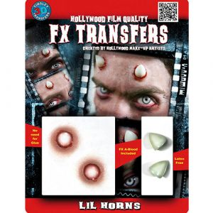 Petites cornes Transfert 3D