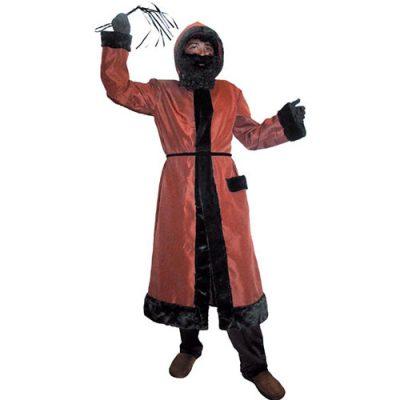 Costume homme Père Fouettard
