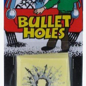 faux impacts de balle