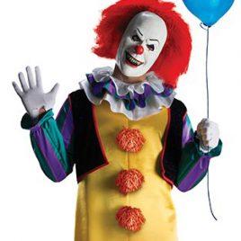 Costume Adulte Clown CA «IT»