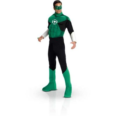 costume-adulte-luxe-green-lantern