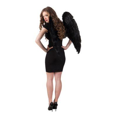 ailes-d-ange-noir-87-x-72-cm