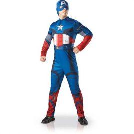 costume-adulte-luxe-captain-america