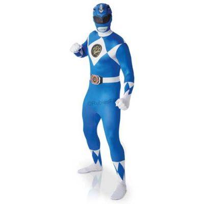 costume-adulte-second-skin-power-rangers-bleu