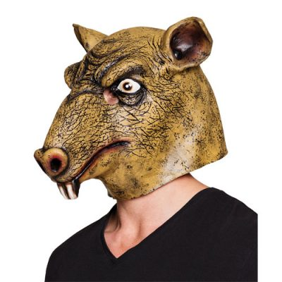 masque-tete-latex-rat