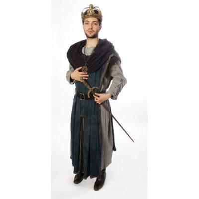 Costume-prestige-adulte-roi-médiéval
