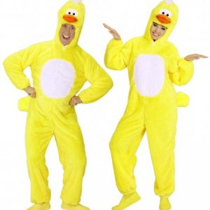 costume-adulte-caneton-jaune