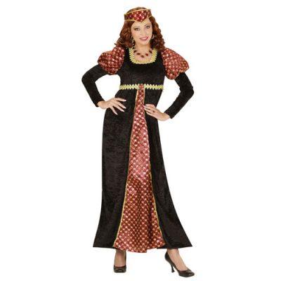 costume-femme-chatelaine