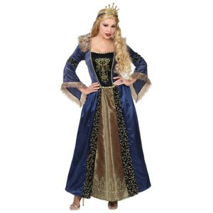 costume-femme-reine-medievale