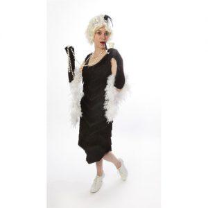costume-prestige-femme-annees-trente-noire