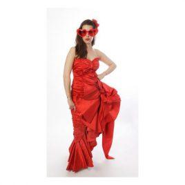 costume-prestige-femme-annees-trente-rouge