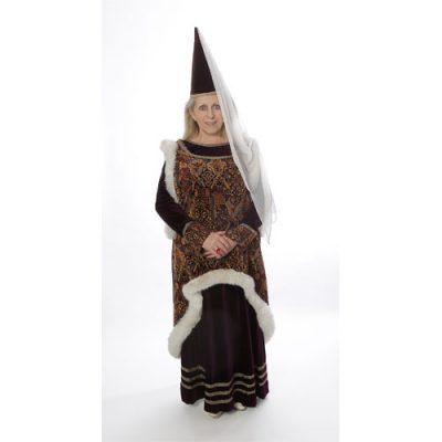 costume-prestige-femme-dame-chapeau-pointu