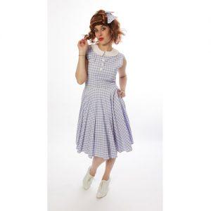 costume-prestige-femme-robe-vichy-bleue-et-blanche